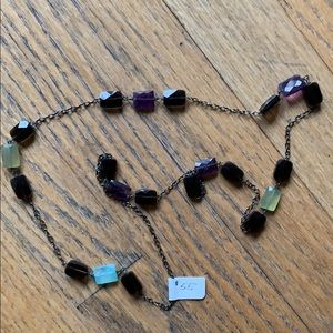 Jewelry - Necklace with Stones